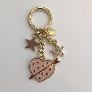 Michael Kors Soft Pink Lucky Charm Heart